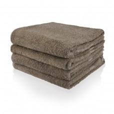 Handdoek Taupe (donker)